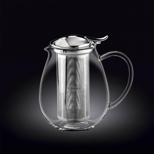 Заварочный чайник  1.3 л.WILMAX Thermo WL-888803