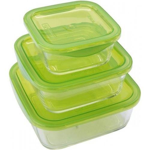 Набор контейнеров LUMINARC KEEP'N BOX, 3 шт. N0018