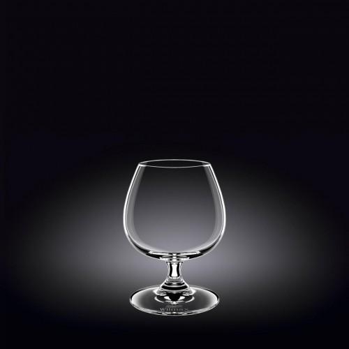 Набор бокалов для коньяка Wilmax 410 мл 6 шт WL-888025/6A