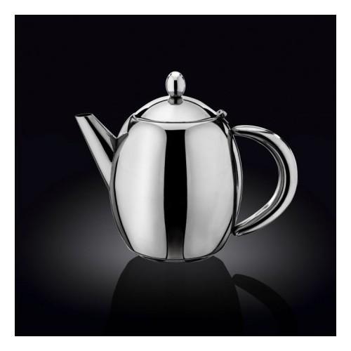 Чайник заварочный  Wilmax ST.STEEL 1000 мл. WL-551103/1C