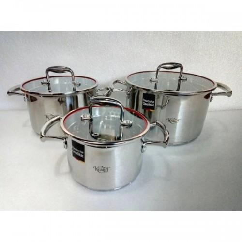 Набор посуды 6 предметов Krauff 26-247-010