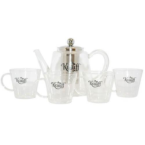 Набор посуды для чая 5 предметов Krauff 26-177-029
