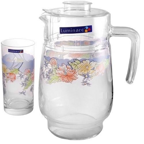 Набор для напитков LUMINARC C6831 Florine 7предметов
