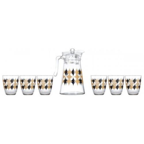 Питьевой набор Luminarc Neo Elmas Sparkle 7пр. N3460