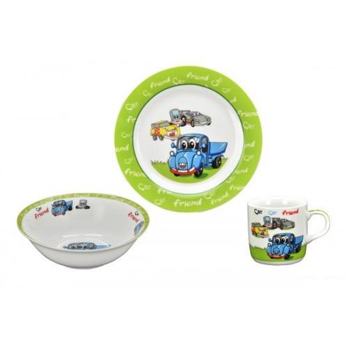 Детский набор LIMITED EDITION CARS 1, 3 предмета
