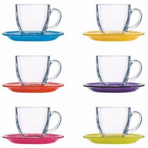 Сервиз чайный Luminarc Carina Rainbow, 12 пр