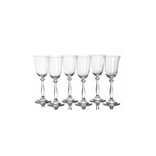 Набор бокалов/вино Bohеmia Angela 185мл-6шт 156854