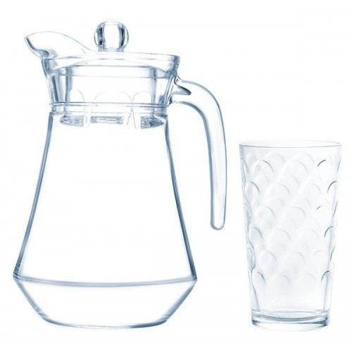 Набор для напитков ARCOPAL ANTONIA DOME, 7 пр