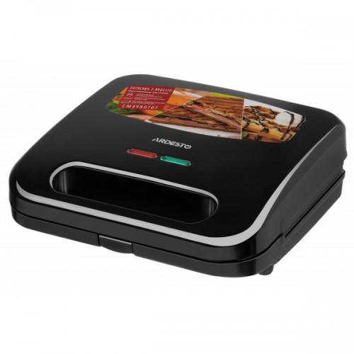 Мультимейкер (бутербродница-вафельница-гриль) Ardesto SM-H300B