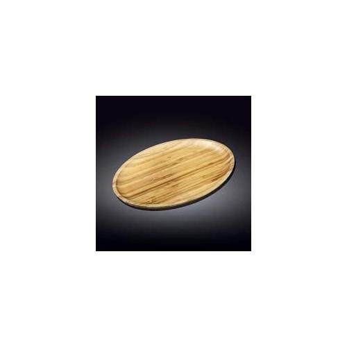 Блюдо бамбуковое Wilmax Bamboo 38х27 см WL-771070
