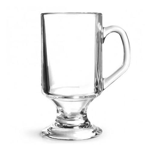 Набор кружек/кофе 290мл-6шт Arc Footed Mug J3783