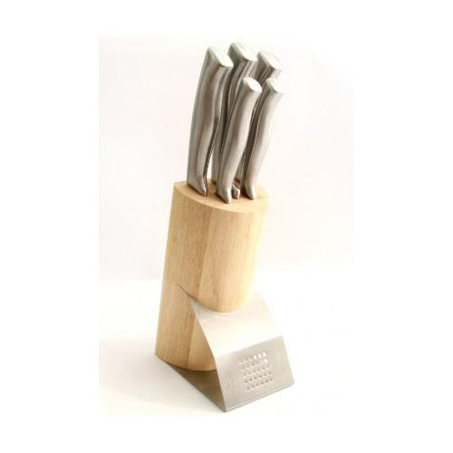 Набор ножей 6пр Lessner Amber 77210