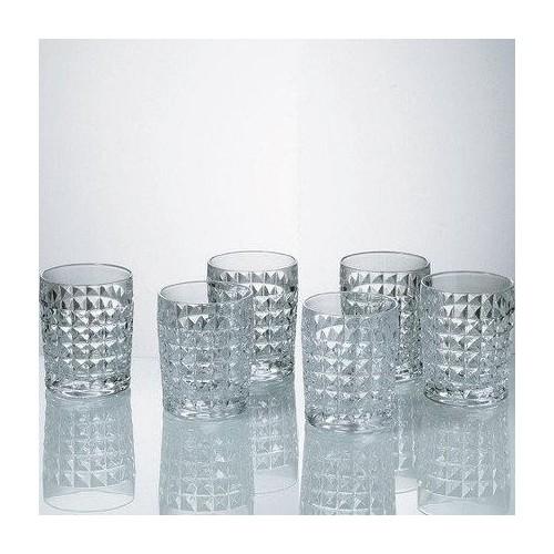 Стаканы для виски Bohemia Diamond 230 мл-6шт 168820