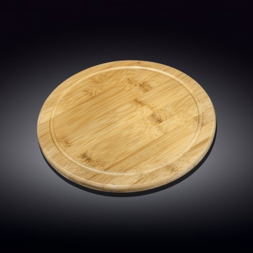 Блюдо круглое сервировочное 33см Wilmax Bamboo WL-771091