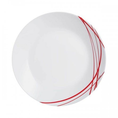 Тарелка обеденная ARCOPAL DOMITILLE ROUGE