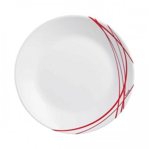 Тарелка десертная ARCOPAL DOMITILLE ROUGE