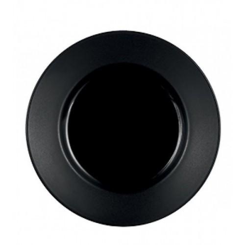 Тарелка обеденная C&S OLEA BLACK