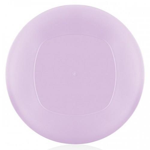 Тарелка пластиковая BAGER BG-405 CLOVER MIX
