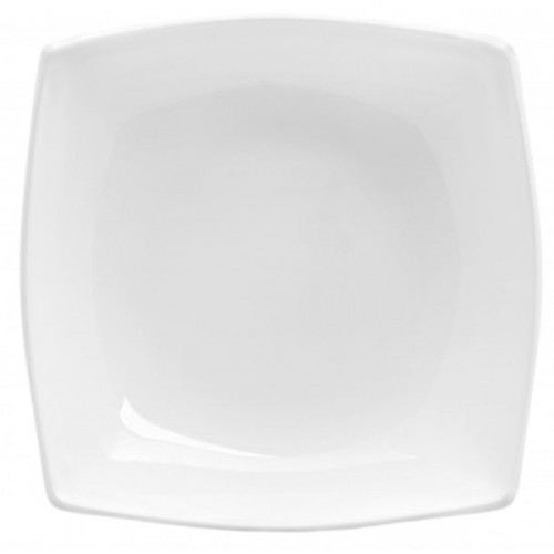 Тарелка суповая LUMINARC QUADRATO WHITE