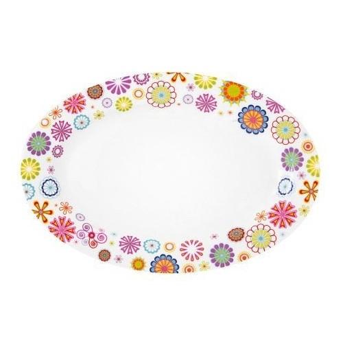 Блюдо Blumen 22х15 см Krauff 21-244-027