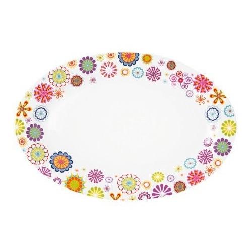 Блюдо Blumen 30,6х21,4 см. Krauff 21-244-028
