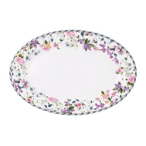 Блюдо Versailles 22х15 см. Krauff 21-244-030