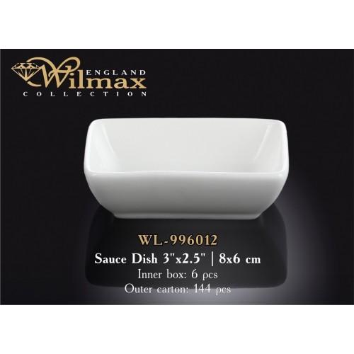 Емкость для соуса 8x6см Wilmax. WL-996012