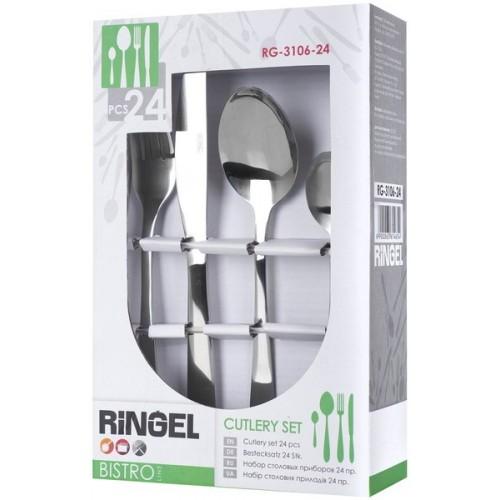 Набор столовых приборов RINGEL Bistro, 24  предмета