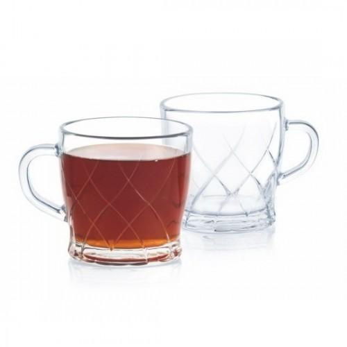 Сервиз чайный LUMINARC SWIVEL, 6 предметов P8535