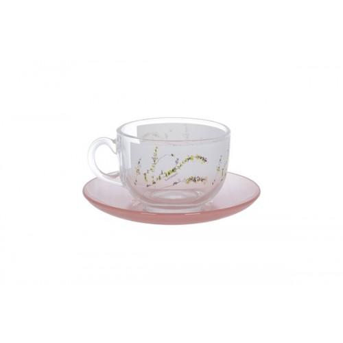 Сервиз чайный LUMINARC EVOLUTION TROMPETTE, 12 предметов