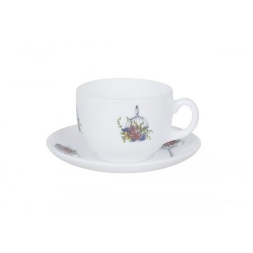 Сервиз чайный LUMINARC ESSENCE FLORE, 12 предметов P6886