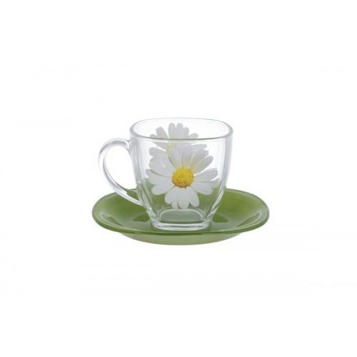 Сервиз чайный LUMINARC CARINA PAQUERETTE GREEN, 12 предметов N8508