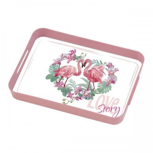 Поднос для сервировки Herevin Pink