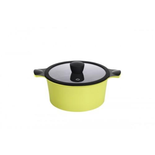 Кастрюля RINGEL Zitrone (5.2 л) 24 см RG-2108-24/1