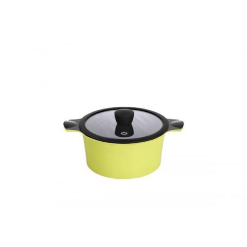 Кастрюля RINGEL Zitrone (3.0 л) 20 см RG-2108-20