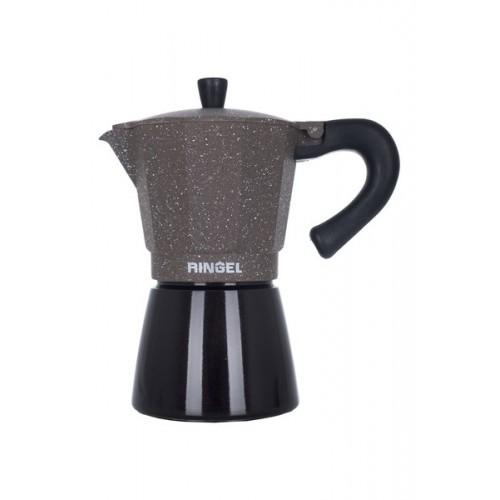 Гейзерная кофеварка RINGEL Supremo