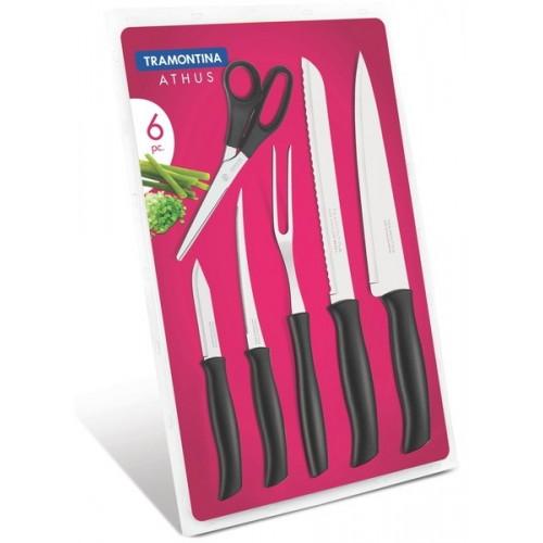 Набор ножей TRAMONTINA ATHUS, 6 предметов