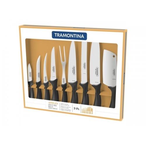 Набор ножей TRAMONTINA AFFILATA, 9 предметов