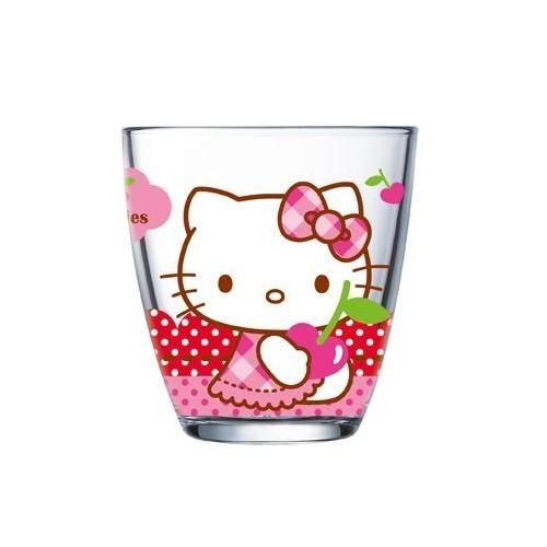 Набор стаканов LUMINARC HELLO KITTY CHERRIES, 160 мл