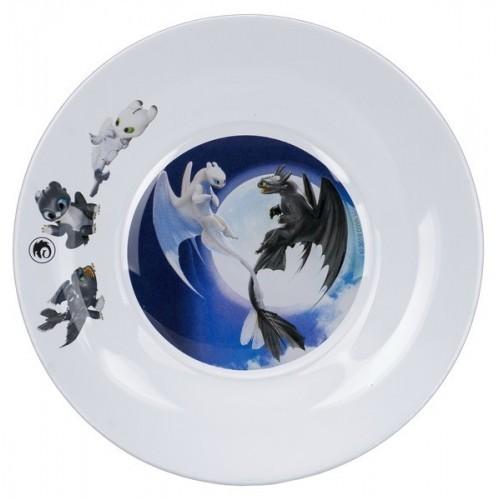 Тарелка десертная ОСЗ Как приручить Дракона 3