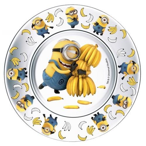 Тарелка десертная ОСЗ Миньоны