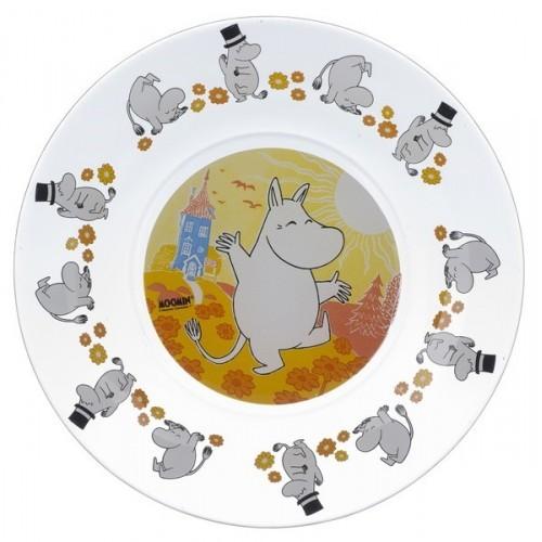 Тарелка десертная ОСЗ Муми-тролли
