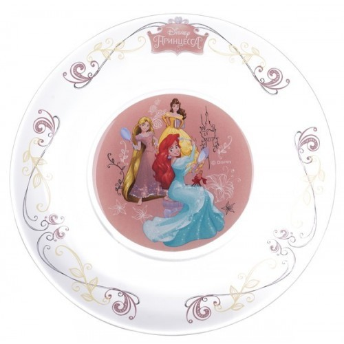 Тарелка десертная ОСЗ DISNEY Принцессы