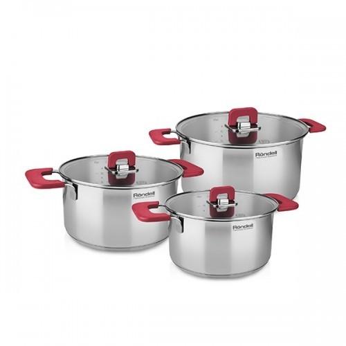 Набор посуды Rondell Savvy (6 предметов)