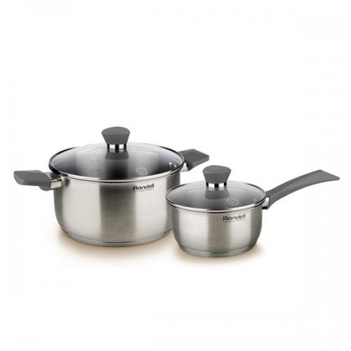 Набор посуды Rondell Strike (4 предмета)