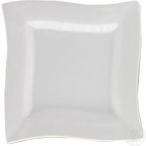 Тарелка мелкая 25х25 см Helfer 21-04-052