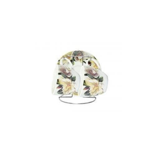 Набор чайный Белая Магнолия 5 предметов OSELYA UKRAINE K24-198-034