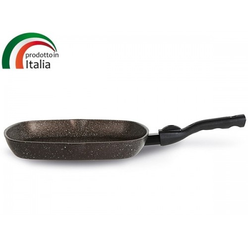 Сковорода TVS BUONGIORNO Induction 28х28 см, гриль