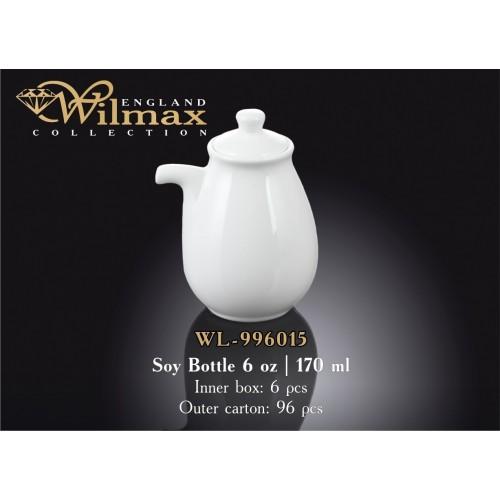 Бутылка для соуса 170 мл (Wilmax) WL-996015
