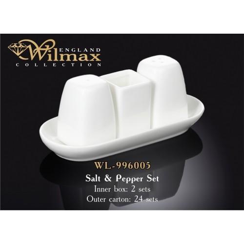 Wilmax.Набір сіль&перець-4пр WL-996005